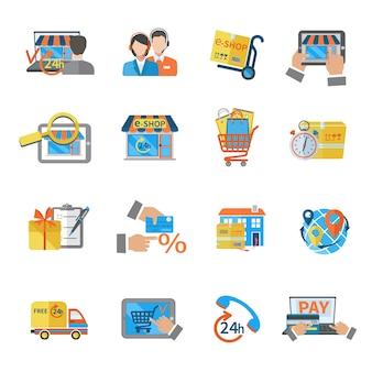 Значок покупки электронной коммерции