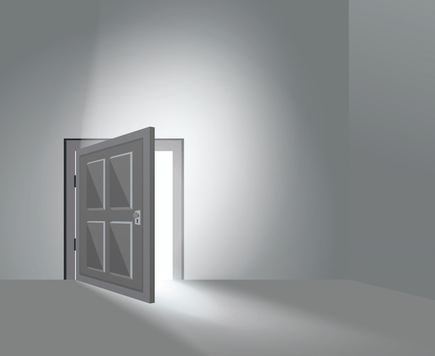 ルームドアオープン