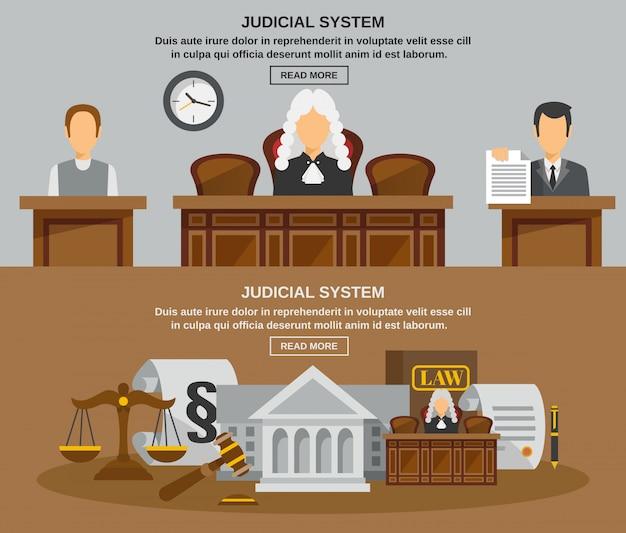 Набор баннеров закона