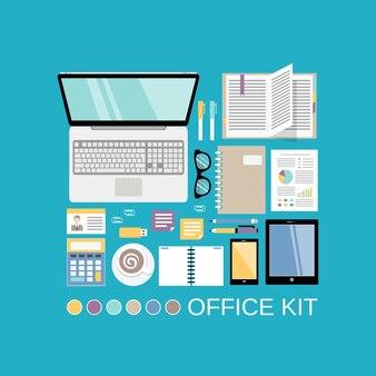 Офис дизайн комплект