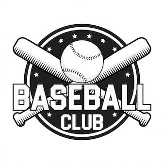 野球のエンブレム