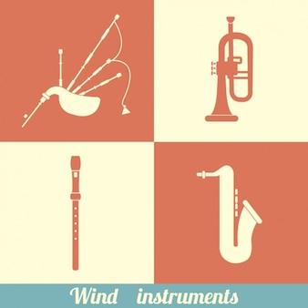管楽器のデザイン