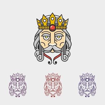 キングローのロゴ