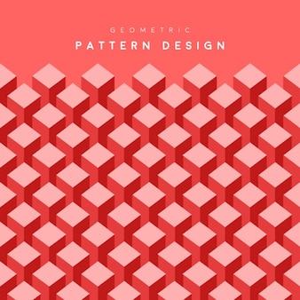 Геометрический дизайн шаблона