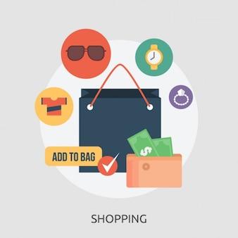 ショッピング要素のコレクション