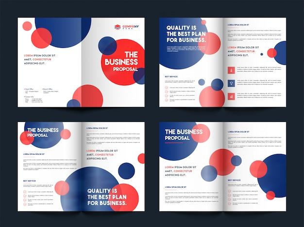 Дизайн брошюр для бизнес-брошюр.