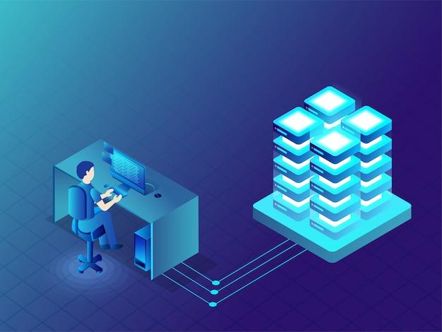 データ管理の概念。