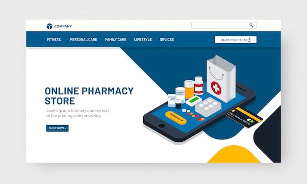 Изометрические лекарства на смартфоне