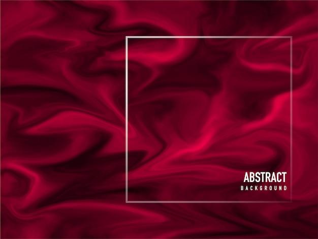 渦巻き模様の抽象的な背景の赤い色。