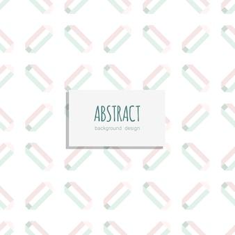 抽象的なベクトルのシームレスなパターン - 最小限のデザイン