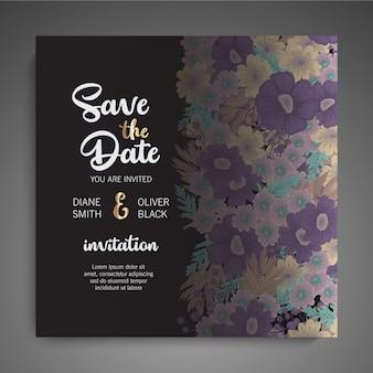 Приглашение на свадьбу