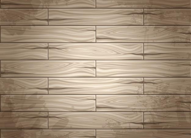 木材の背景の現実的なシームレスなテクスチャ。