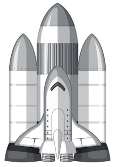 大型シャトルロケット