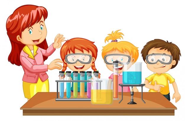 Эксперимент учителя и студентов