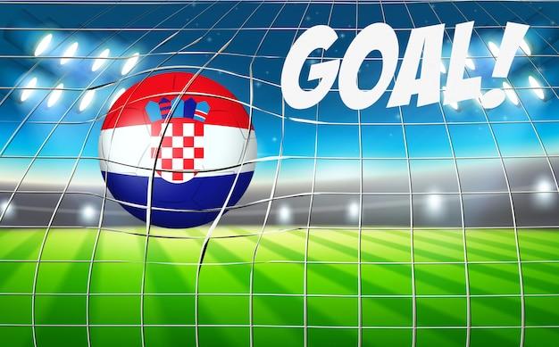 クロアチアサッカーワールドカップ