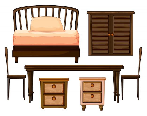 森林からの家具