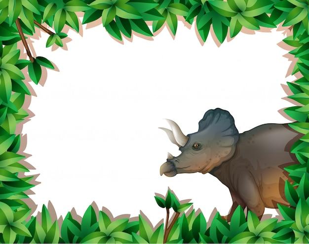 Динозавр в природе кадра