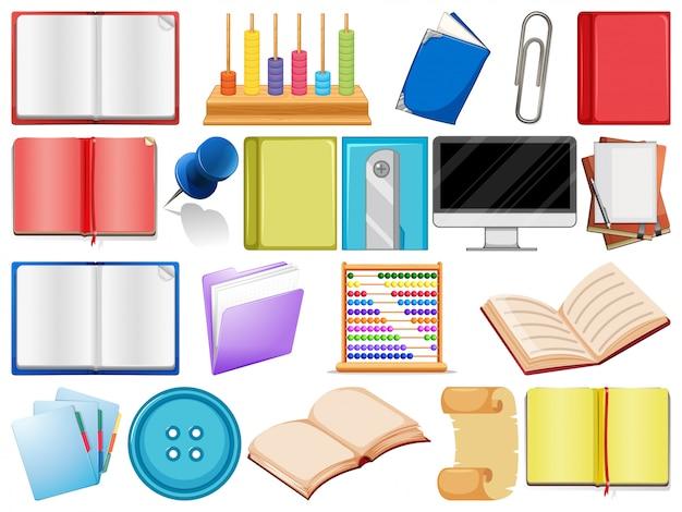 学校または学校備品