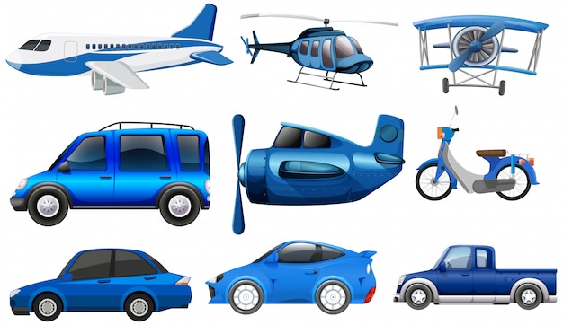 Комплект транспортного средства