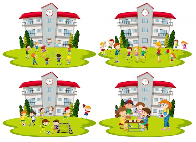 学校での学生活動