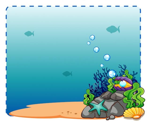 海底フレーム