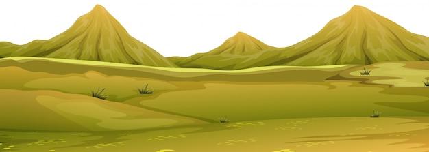 自然環境景観シーン
