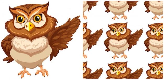 Бесшовные сова