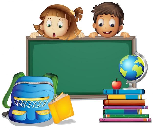 Студенты и доски