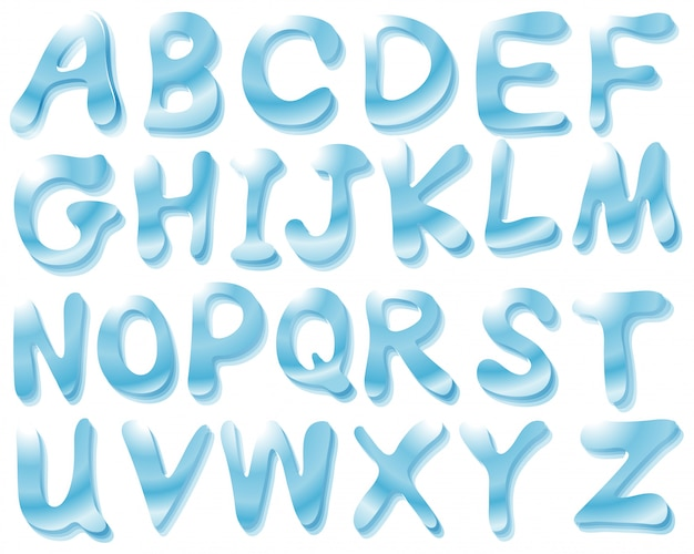 Аква алфавит