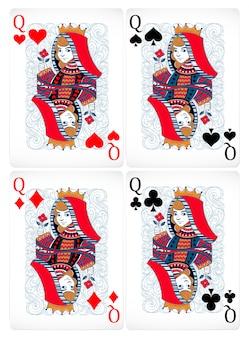Покер карты