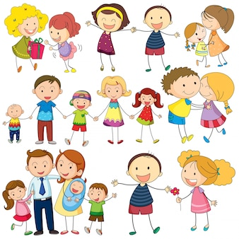 Семейный набор