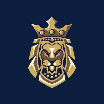ライオンキングのロゴ