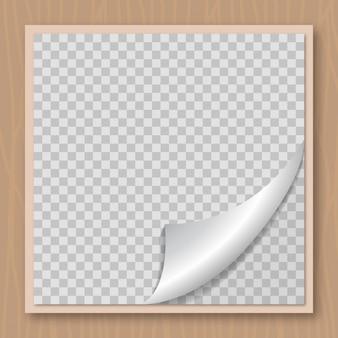 Белый разорвал рваной бумаги прозрачный фон. белая рваная бумага на прозрачном фоне
