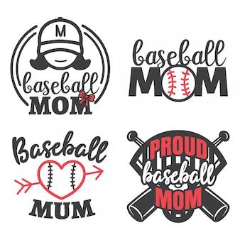 Бейсбольная мама
