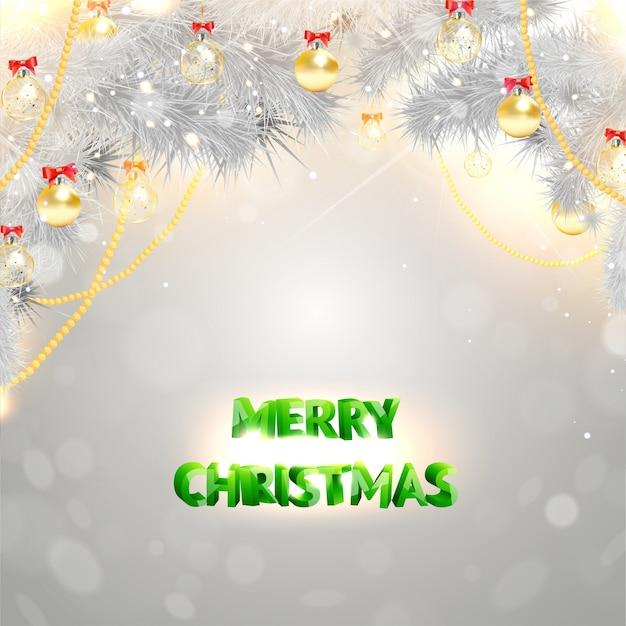 Панель естественно рождества новый текст