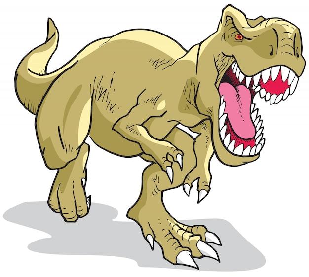 Тиранозавр рекс динозавр