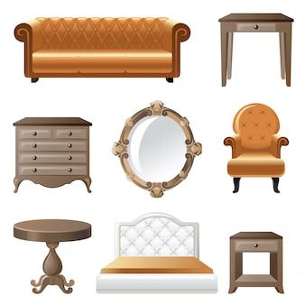 家庭用家具
