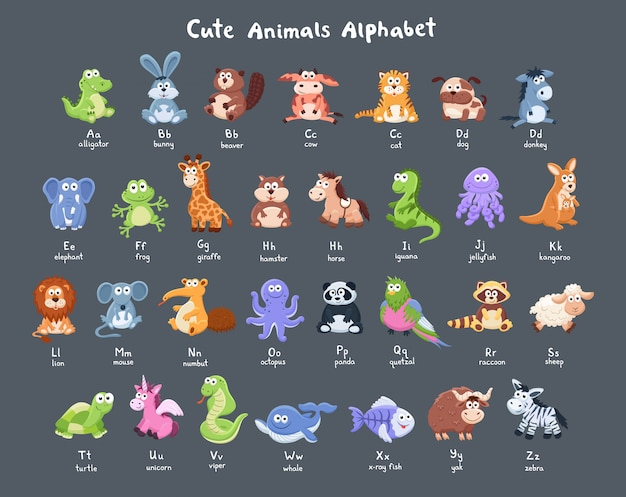 Сборник мультфильмов животных