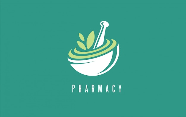 Логотип медицинской фармации