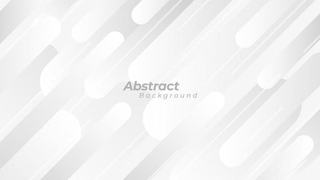 Абстрактный диагональный градиент фона с серым и белым цветом.