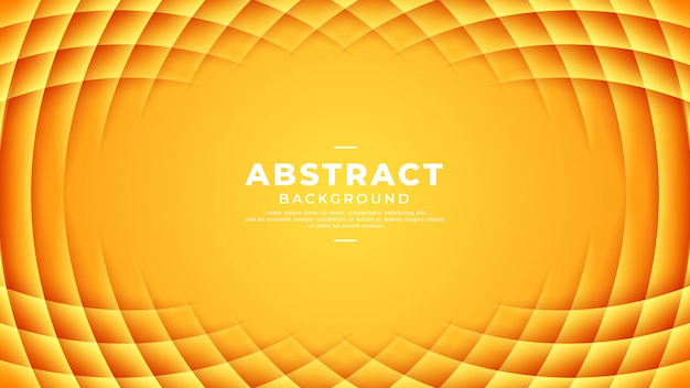 Оранжевый фон с градациями абстрактных узоров.
