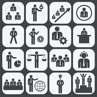 人的資源および管理