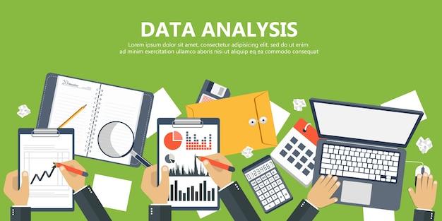 Баннер данных