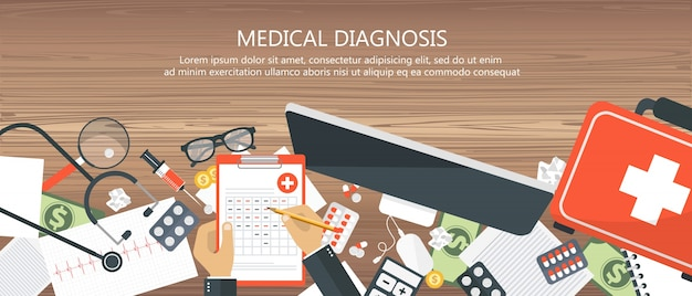 Концепция медицинской диагностики