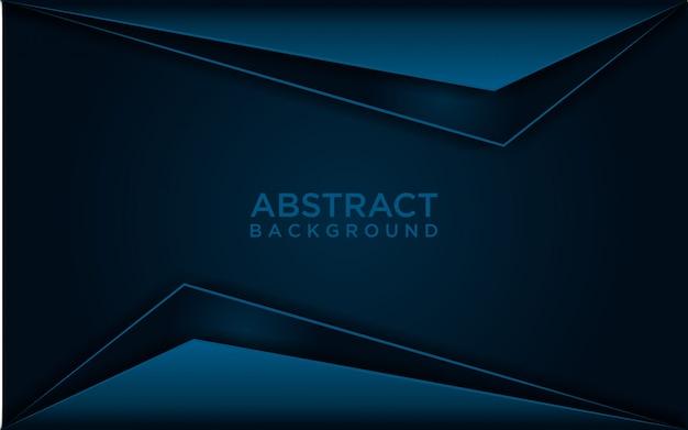 抽象的な暗い青色の背景