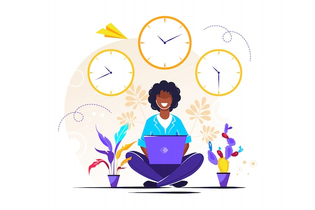 В рабочее время, перерыв, польза для здоровья
