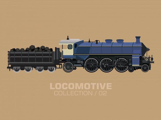 古い機関車