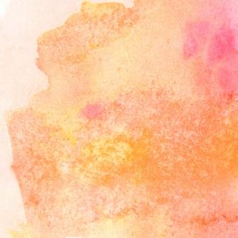 Цветной фон с акварельной текстурой