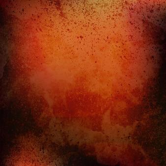 茶色のぼかし水彩の背景