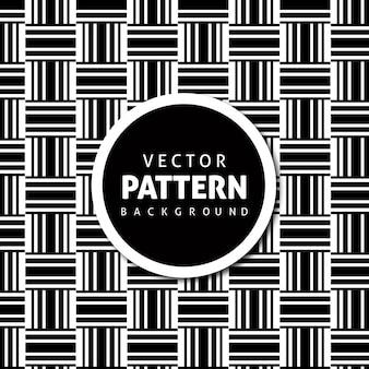 ベクトルチェックパターンの背景デザイン